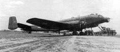 a plane repair by a Ward la France