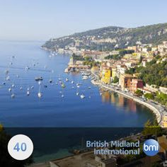 This is image 40 of the #bmipinterestlottery, our Repin to win competition! In order to be in with a chance of winning bmi flights to any destination on our network, visit our Pinterest boards or http://bmisocialplanet.tumblr.com and repin any of our 63 destination photos (only your first six entries will be counted). To book flights to fabulous Nice, visit us at http://www.flybmi.com/bmi/flights/nice.aspx