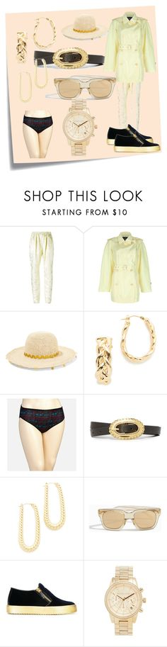 """fashion for amazing"" by denisee-denisee ❤ liked on Polyvore featuring Post-It, STELLA McCARTNEY, Gianfranco Ferré, Sensi Studio, Soave Oro, Avenue, B-Low the Belt, Linda Farrow, Giuseppe Zanotti and Michael Kors"