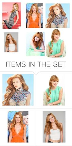 """""""bella thorne"""" by jordanbond55 ❤ liked on Polyvore featuring art"""