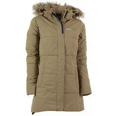 2200 sleva 30 pr. Dámský zimní kabát NORTHFINDER HAYLEY BU-4243NS BÉŽOVÁ