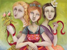 Cassandra Barney - Together They Could Do so Much - LIMITED EDITION CANVAS Published by the Greenwich Workshop