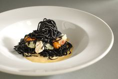 S.F. Chronicle Rising Star Chef 2014: Timmy Malloy, Local's Corner, Recipe for Squid Ink Uni.