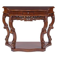 Saffron Hill Console Table