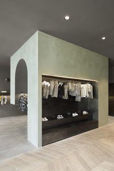 » MUUS Architects for DOU DOU Kids Dou Dou, Retail Interior, Pop Design, Retail Space, Retail Shop, Commercial Interiors, Retail Design, Store Design, Storage Spaces