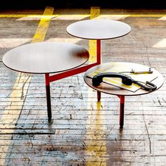 Lily Pad Coffee Table Orange now featured on Fab.