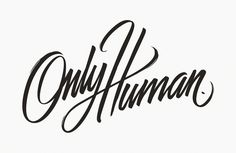 Hand-Lettered Logotypes by Ged Palmer, via Behance