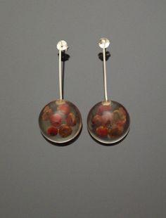 CEPHEUS Red Pepper Earrings http://www.vonmimi.com/collections/earrings/products/cepheus-red-pepper-earrings-e20002?utm_source=Pinterest&utm_medium=Social&utm_campaign=Earrings