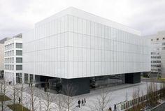 AEPLI METALLBAU : Novartis Taniguchi Building, Basel