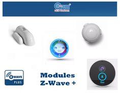 Modules Domotique Z-WAVE Plus à 19 http://ift.tt/2mZtrDt Bon Plan - Rosty Les Bons Tuyaux