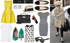 """""""Classic Style"""" ~ Suger Coat It   Budget Fashionista: What's your Style {Part 2}   http://sugercoatit.com"""