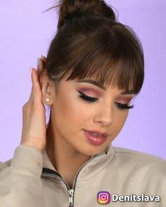 Makeup tutorial by Denitslava Makeup tutorial by Denitslava Denitslava Makeup, Makeup Eye Looks, Beauty Makeup, Makeup Looks Tutorial, Makeup Tutorial For Beginners, Eyeshadow Makeup Tutorial, Makeup Tutorial Videos, Makeup Tutorials, Maquillage Smoky Eye