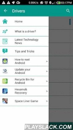 USB Drivers For Android  Android App - playslack.com , This app is an attempt to help you find all types of downloads and documentation to let you connect your Android device to your PC.HEXAMOB has made a drivers compilation of many manufacturers with devices that are using the Android Operating System. There may be some cases where packages can be used for your specific device but there are others cases where you need to install a specific driver for your smartphone or tablet.Top 10 Android…