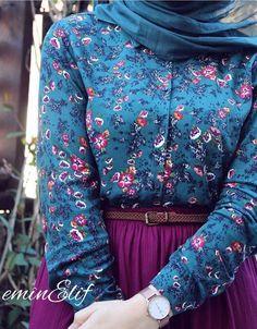 Modern Hijab Fashion, Islamic Fashion, Muslim Fashion, Frock Fashion, Abaya Fashion, Fashion Outfits, Hijab Style, Hijab Chic, Hijab Fashionista