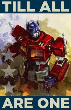 Transformers Propaganda by Mike Choi / Tumblr11 X 17 open... https://t.co/P0mj3ucvyA