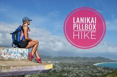 The Lanikai Pillbox hike is a great way to start your day on the Windward side of Oahu. A lot of people hike this to view the sunrise.