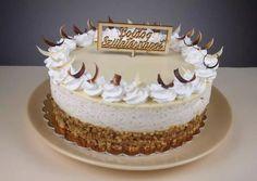 Hungarian Recipes, Hungarian Food, Vanilla Cake, Strawberry, Cupcakes, Sweets, Handmade, Eat, Drinks