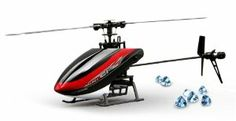 Walkera Mini CP FBL Rc Helicopter, Flybarless 3-axis Control, without Radio Transmitter by Walkera. $129.90. Mini size helicopter for indoors, providing 5-6 minutes of flight time after a full charge. Buyer Attention: This is Hobby Grade 3D Helicopter, it needs intermediate-advance skill to fly. NOT recommended for beginner); an experienced pilots assistant will be great for beginners. No Radio Transmitter included. Highly developed low voltage drive system provides a g...