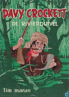 Tim Maran - Davy Crockett 9 De rivierduivel