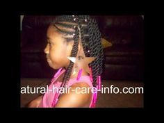 10 years&7 year old black girl hairstyles for school. - YouTube