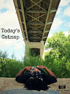 Catch up with previous installments of Today's Catnap here. Thinking Outside The Box, The Outsiders, Bridge, Scenery, City, Blog, Photography, Fotografie, Paisajes