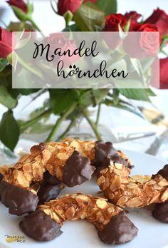 Madelhörnchen | Almond Cresent | music-me.de #ichbacksmir #unterwegs
