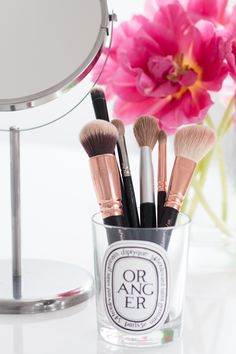 Beauty Update: Brush Guide | The Daily Dose
