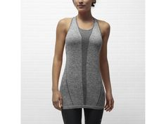 Rewards: (real work out gear) Nike Dri-FIT Knit Women's Running Tank Top - $55.00
