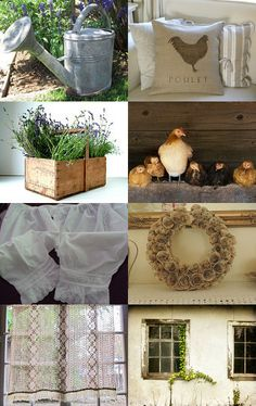 country cottage living by RavensNook on Etsy--Pinned with TreasuryPin.com