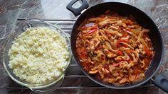 Családi kondér: Szecsuáni csirke Grains, Rice, Food, Essen, Meals, Seeds, Yemek, Laughter, Jim Rice