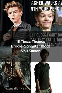 15 Times Thomas Brodie-Sangster Made You Swoon