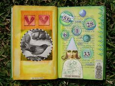 Feb Journal Entry by Phizzychick!, via Flickr