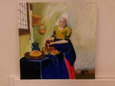 Vermeerderen painted by W