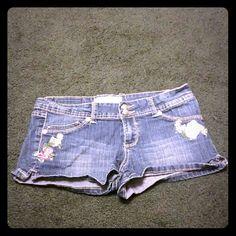 Mini shorts Cute Mini shorts. Summers coming soon. Shorts Jean Shorts