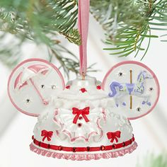 SOMEONE SHOULD GET THIS FOR ME!!! Mary Poppins Ear Hat Ornament | Mary Poppins | Disney Store