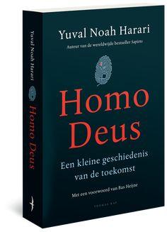 Homo Deus - Yuval Noah Harari, boek van de maand in DWDD van februari 2017