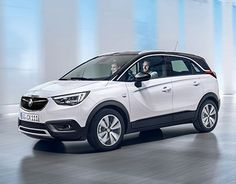 """Check out new work on my @Behance portfolio: """"Buick Crossland X"""" http://be.net/gallery/47613307/Buick-Crossland-X"""