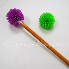 Porcupine Pencil Toppers | Pencil Grips Fidget | Sensory Writing Tools