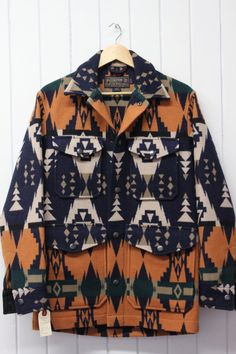 Pendleton Thomas Kay Collection Jacquard Wool by FridaysChildStore