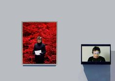 Sophie Calle, Take care of yourself, Courtesy Galerie Perrotin Basel 2015, Laurie Anderson, Take Care Of Yourself, Installation Art, Galleries, Contemporary Art, Polaroid Film, Fine Art, Sweet