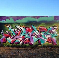KETS.. . #graffiti #streetart