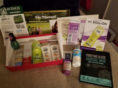 Walmart Take Me Time Box, Spring 2017