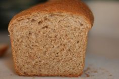 This is a very altered version of a Cook's recipe for whole wheat bread. Theirs has wheat germ and rye in it because they were going for a very nutty, wheaty flavor. I prefer a milder bread, so I leave those ingredients out. Whole wheat bread can sometimes be heavy because whole wheat flour doesn't …