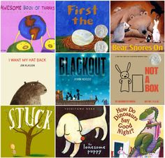 Adding to the family library. 25 fresh children's books sure to become classics.