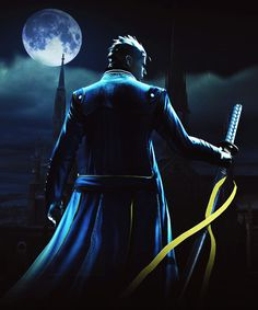 Devil may cry, Vergil