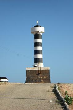Coruripe lighthouse [1948 - Coruripe, Alagoas, Brazil http://SFBayHomes.com and http://WoodsideRealEstate.com