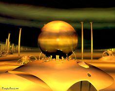 The Basis. 2013 80/64 Cm.  Digital Art by Tautvydas Davainis