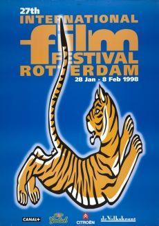 IFFR-poster uit 1998. Uit: Alle veertig op een rij