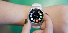 New Samsung Gear S3 smartwatch