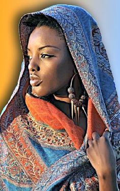 Wisdom is Wealth: 265 African Wise Proverbs & Quotes About Life, Rich African Cu. African Girl, African Beauty, African Women, African Fashion, African Tribes, Pretty People, Beautiful People, African Colors, Black Women Art